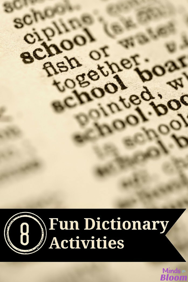 funny dictionary words