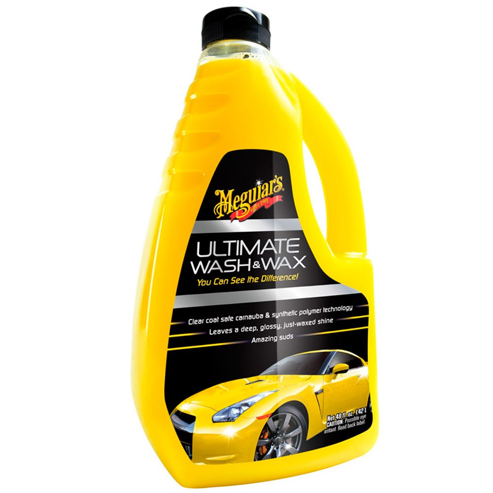 guide to washing cleaning and waxing a car