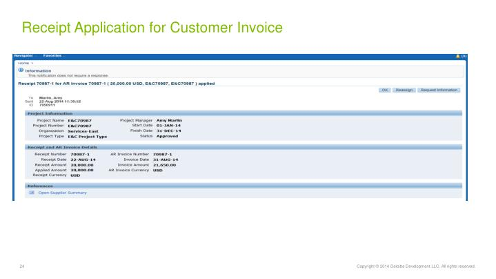 invoice application