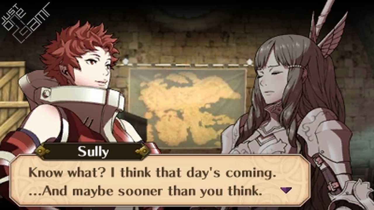 fire emblem awakening sully guide
