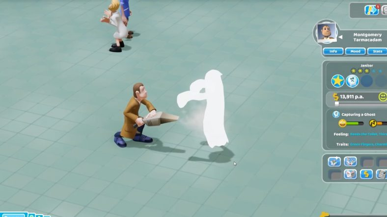 getting full ghostly guide